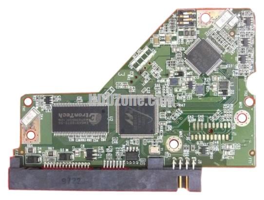 2060-771668-000 ويسترن ديجيتال القرص الصلب لوحة الدوائر