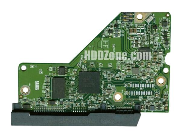 2060-771829-003 ويسترن ديجيتال القرص الصلب لوحة الدوائر