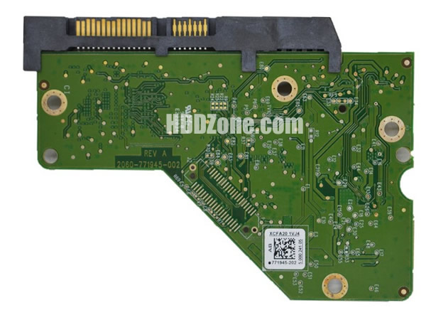 2060-771945-002 ويسترن ديجيتال القرص الصلب لوحة الدوائر