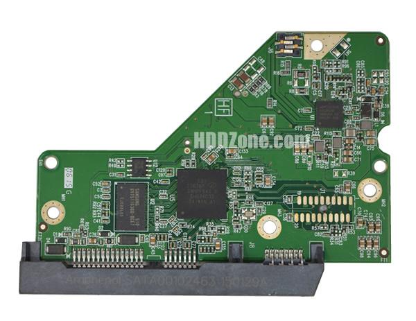 2060-800006-001 ويسترن ديجيتال القرص الصلب لوحة الدوائر